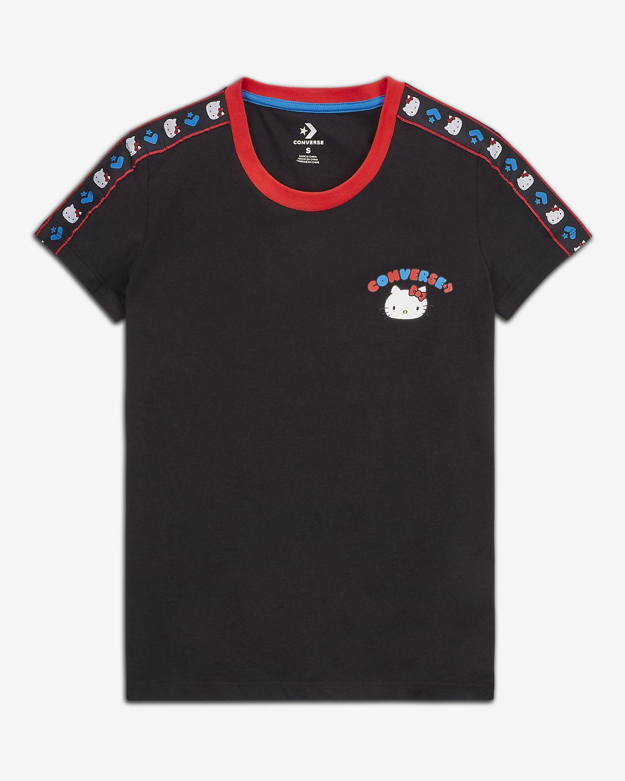 Converse x Hello Kitty  Women's Tape T-Shirt