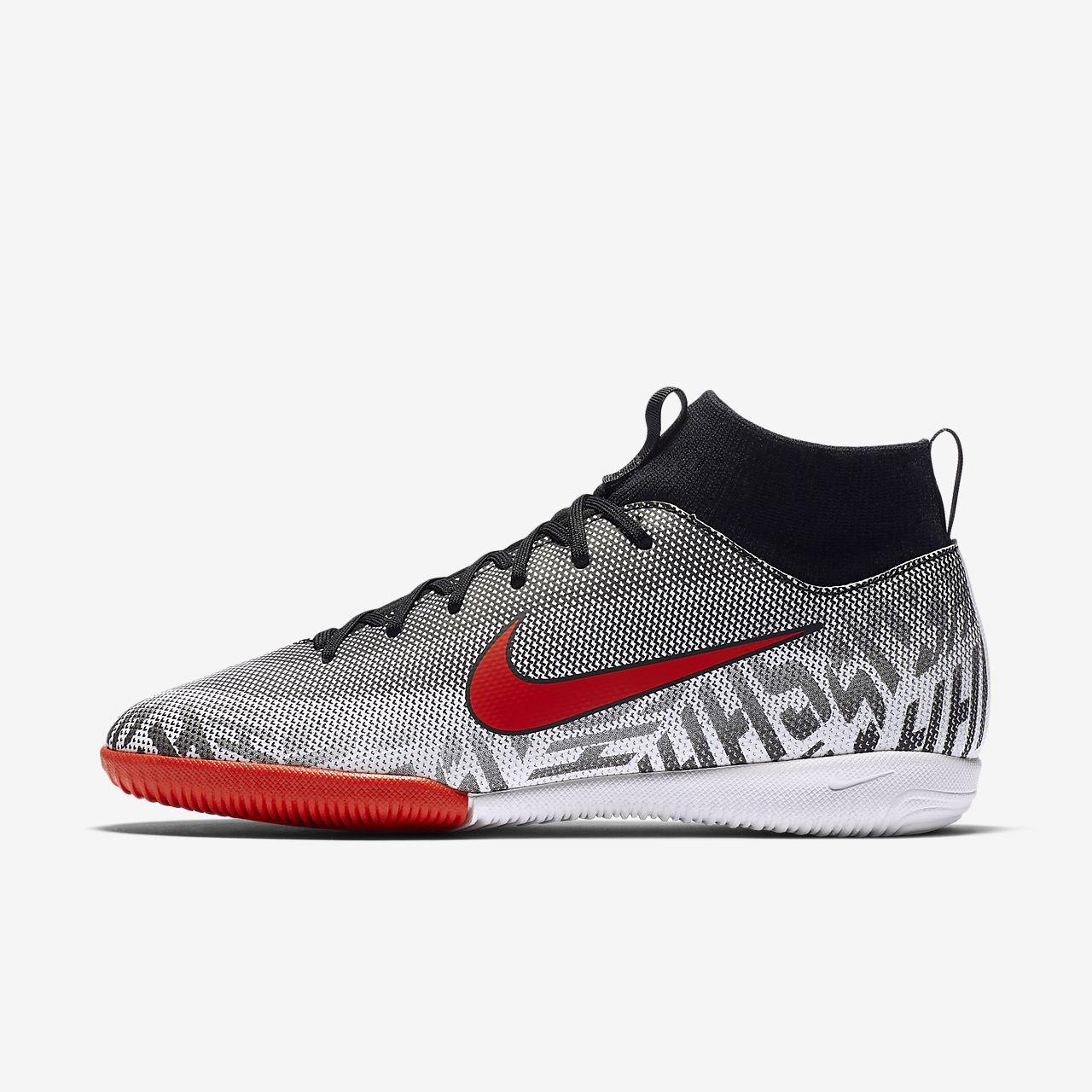 1b374669c14 Indoor Court Football Shoe. Nike Mercurial Superfly VI Academy Neymar Jr. IC