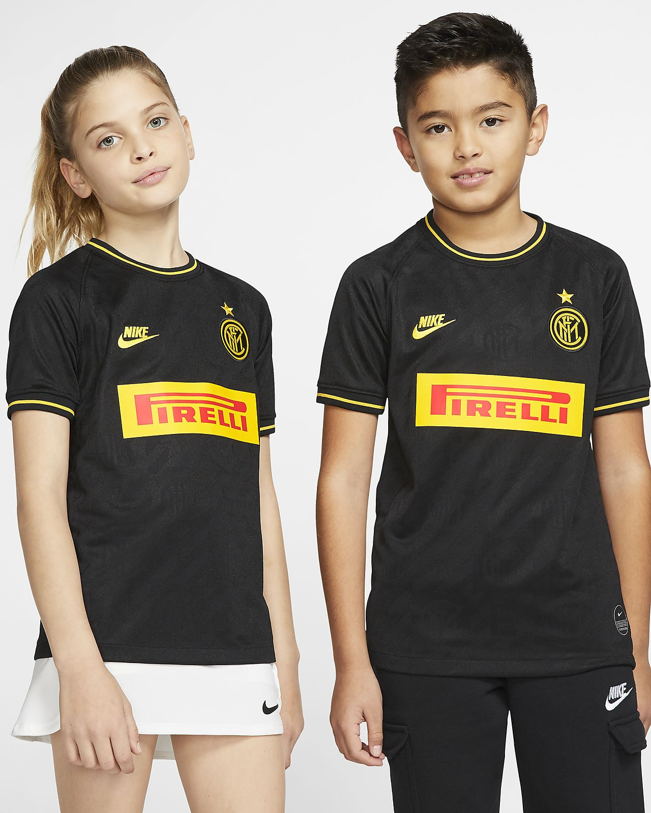 Inter Milan 2019/20 Stadium Third Older Kids' Football Shirt