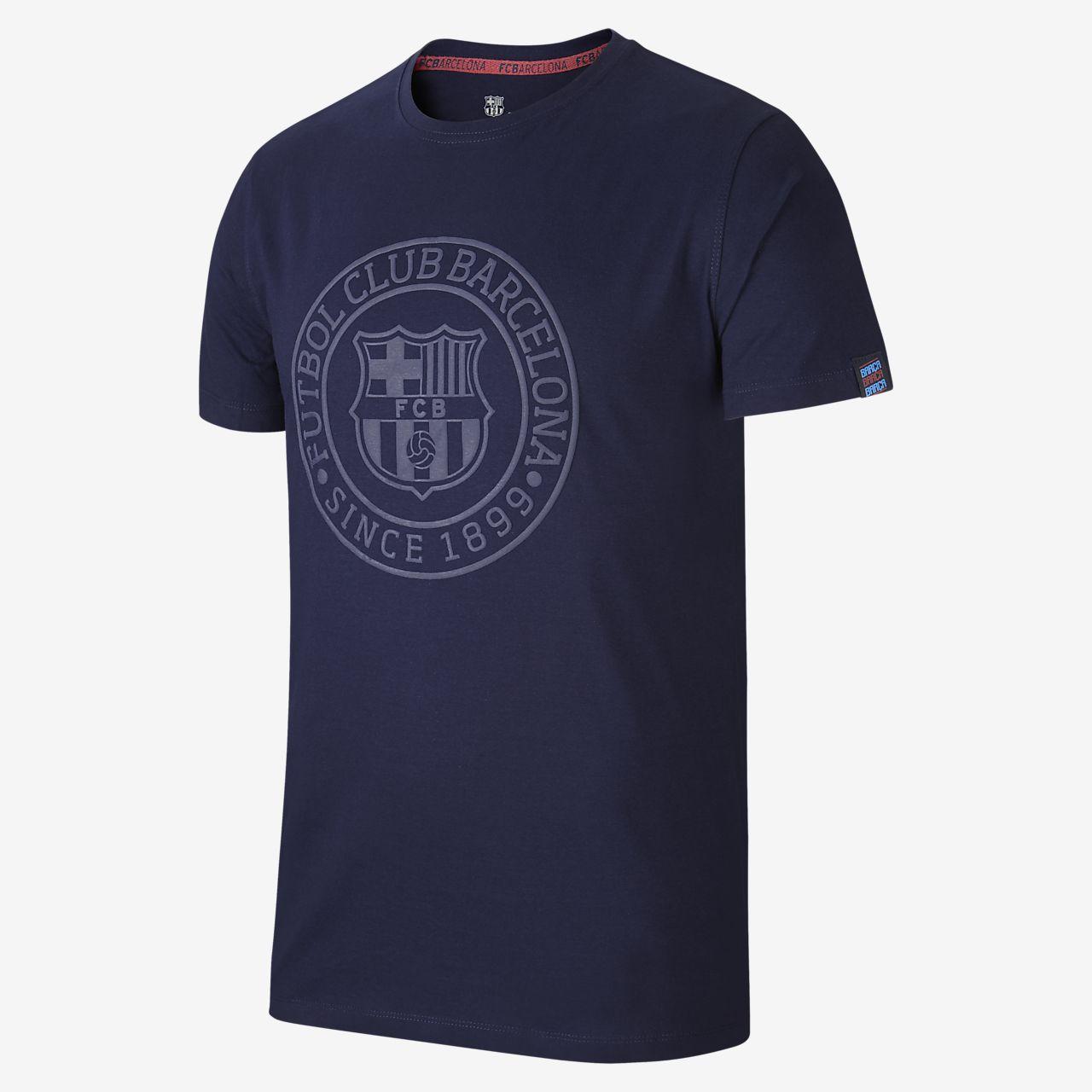 T shirt FC Barcelona para homem