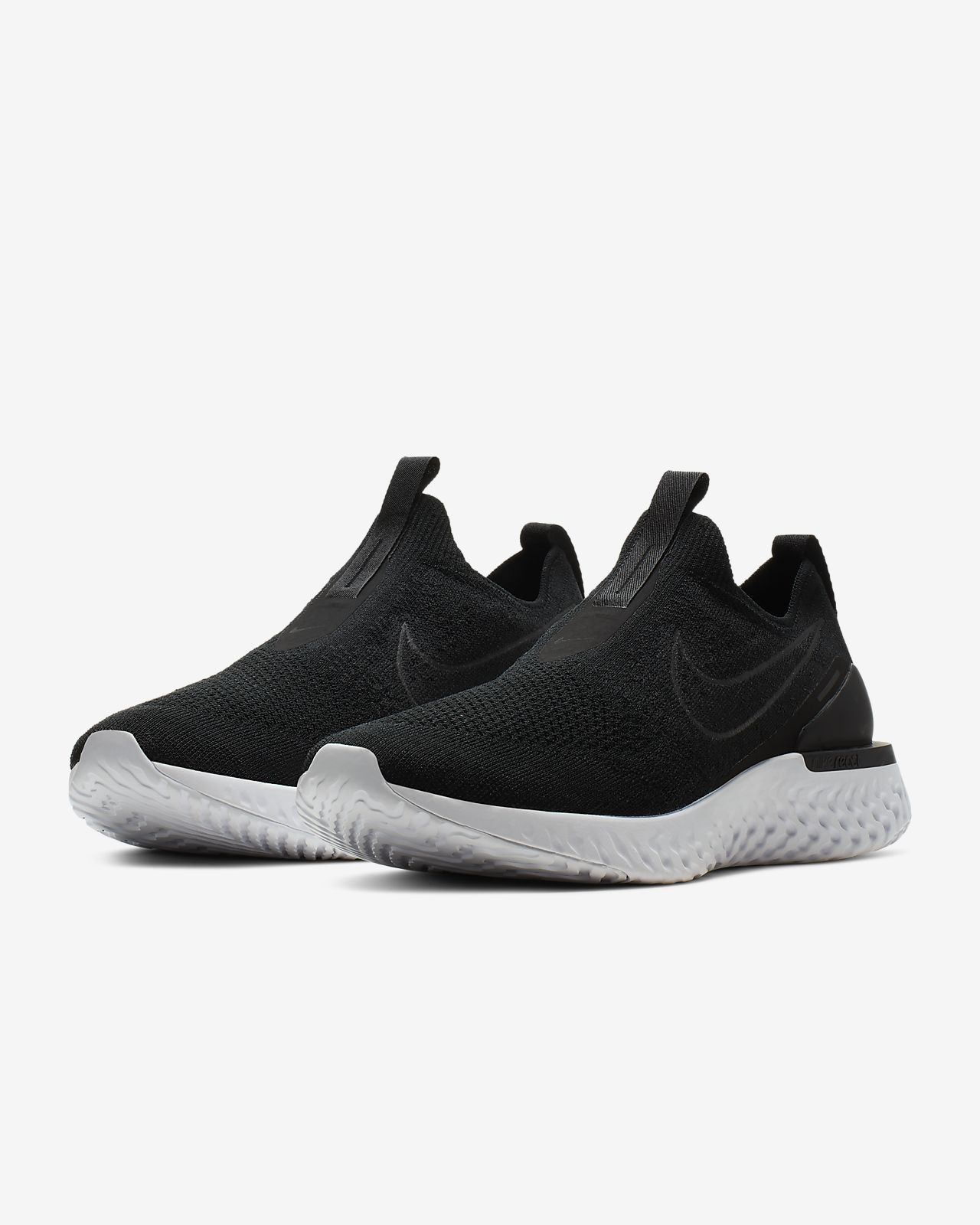 on sale f43a6 f6f89 ... Nike Epic Phantom React Flyknit Zapatillas de running - Hombre