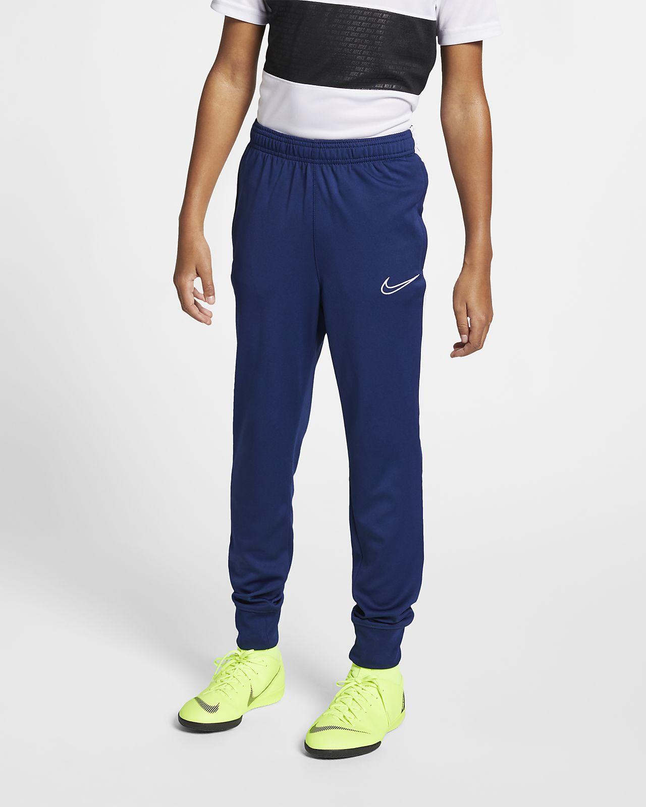 7a7df08038f97 Pantalones de fútbol para niños talla grande Nike Dri-FIT Academy ...