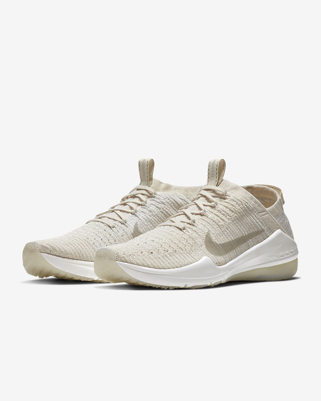 20925be500a Nike Air Zoom Fearless Flyknit 2 Champagne Women s Training Shoe ...