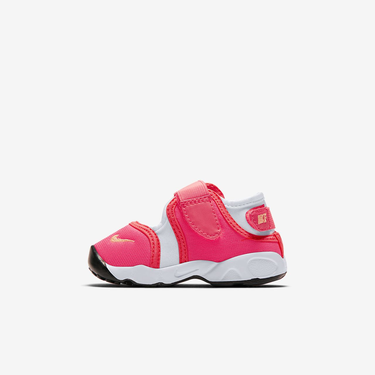 dernier couleurs et frappant mode designer Nike Little Rift Baby & Toddler Shoe