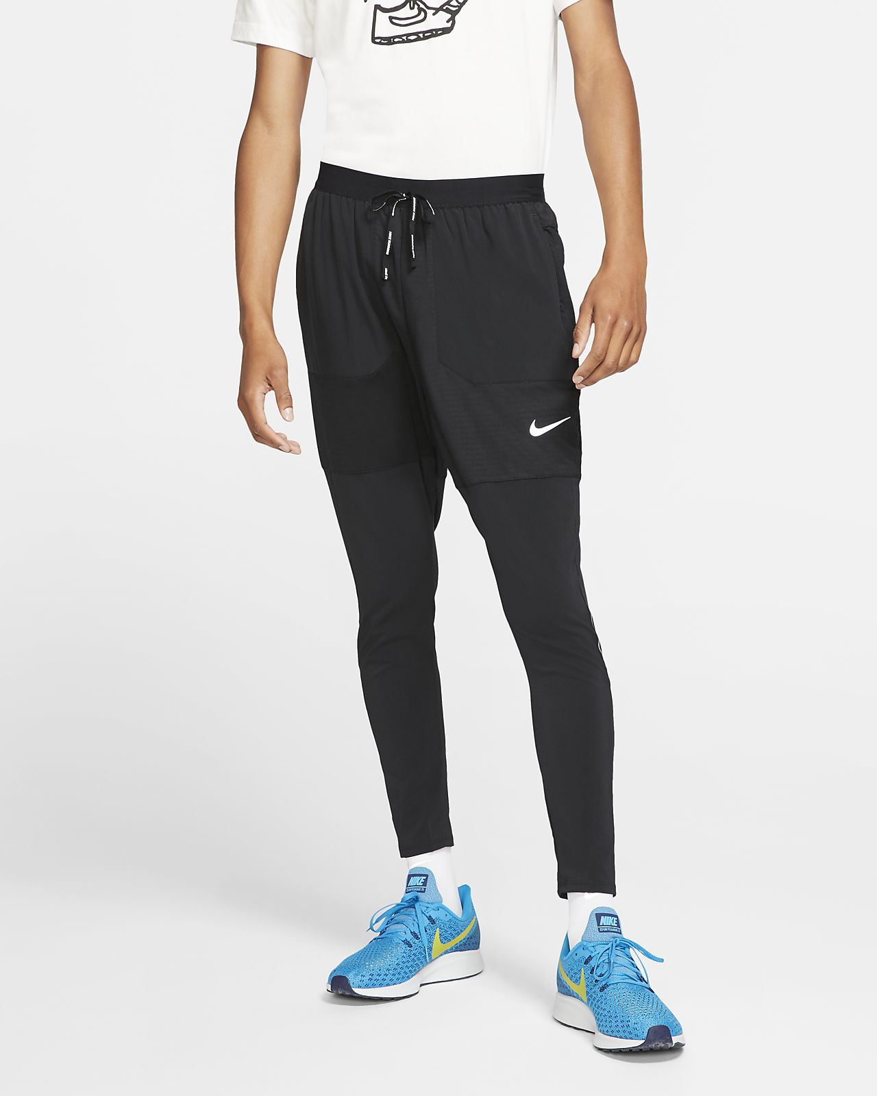 Męskie spodnie do biegania Nike Phenom