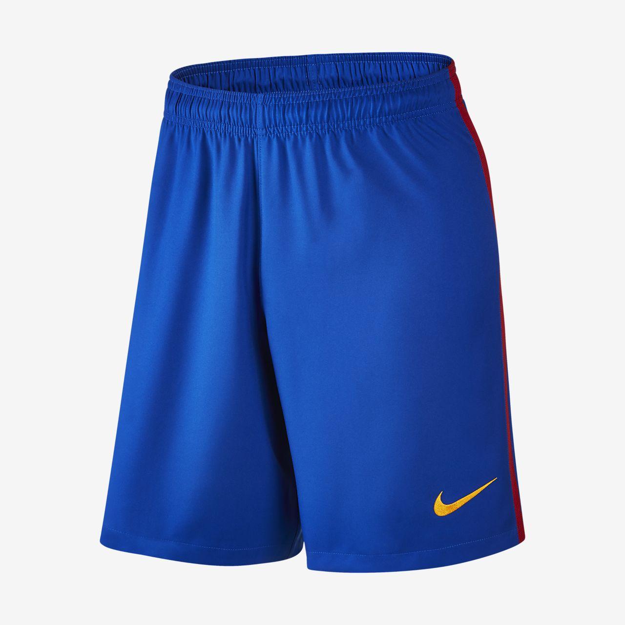 2016/17 赛季巴萨男子足球球迷短裤