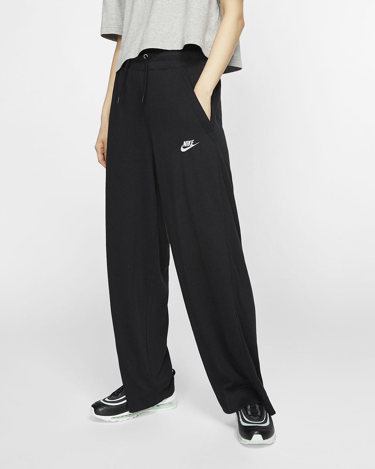 Calças de malha Jersey Nike Sportswear para mulher