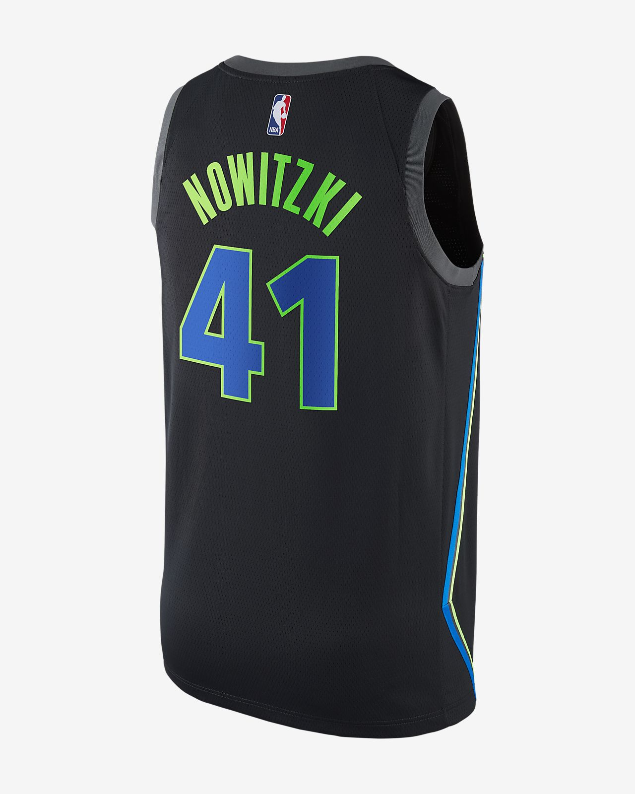 ... Dirk Nowitzki City Edition Swingman Jersey (Dallas Mavericks) Men s  Nike NBA Connected Jersey cf9fa5677
