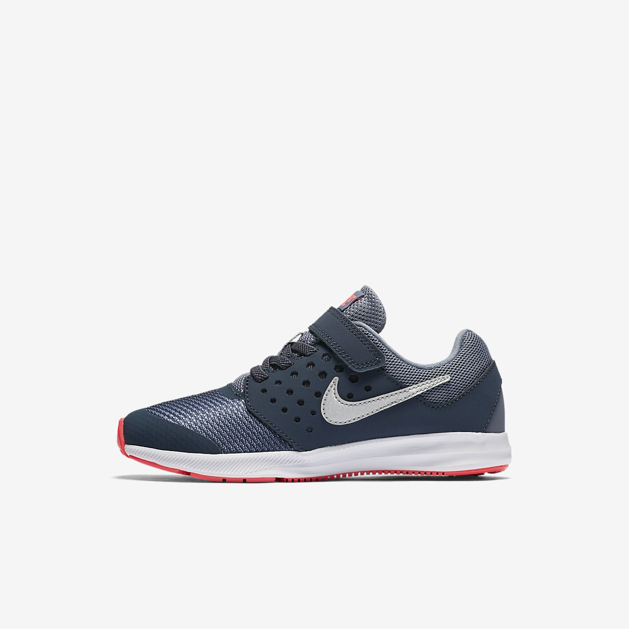 Zapatos azules Nike Downshifter infantiles