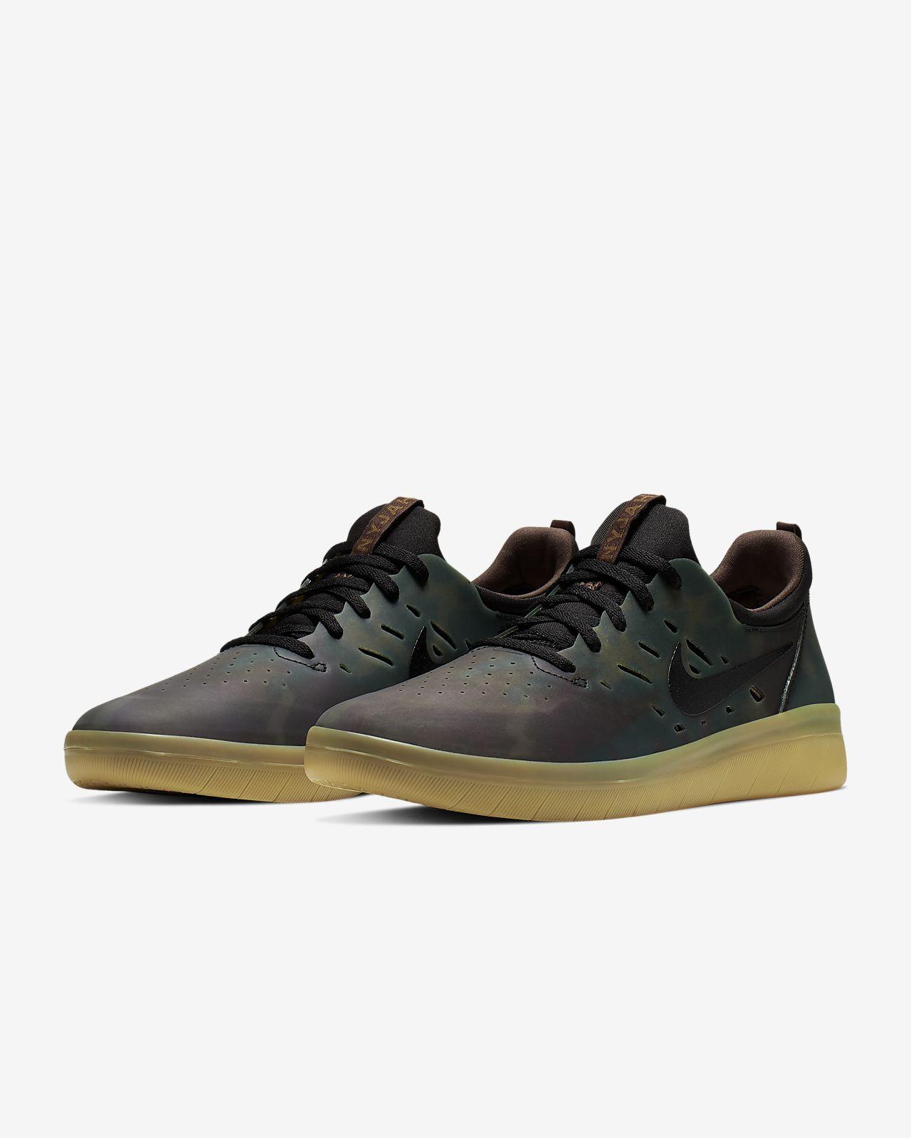 b684b7071354d Nike SB Nyjah Free Premium Skate Shoe. Nike.com