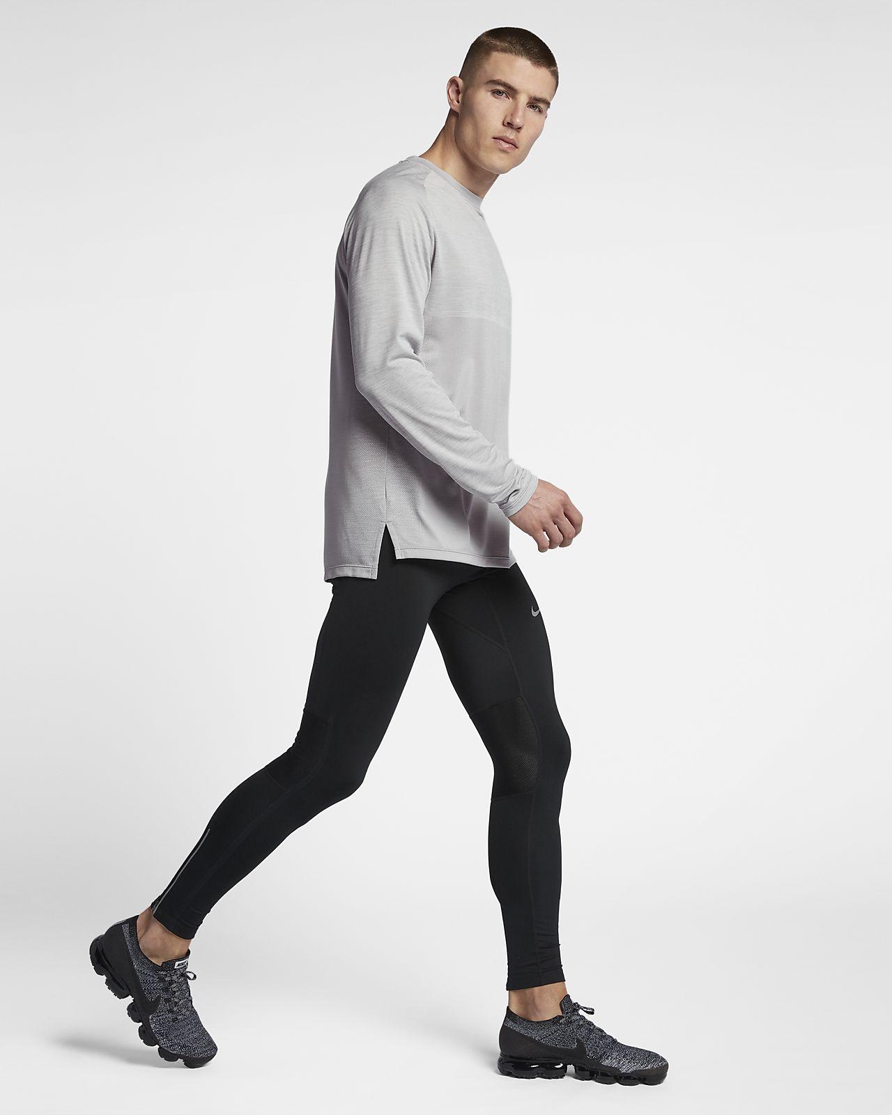 91393ee8 Nike Dri-FIT Medalist Men's Long-Sleeve Running Top. Nike.com AU