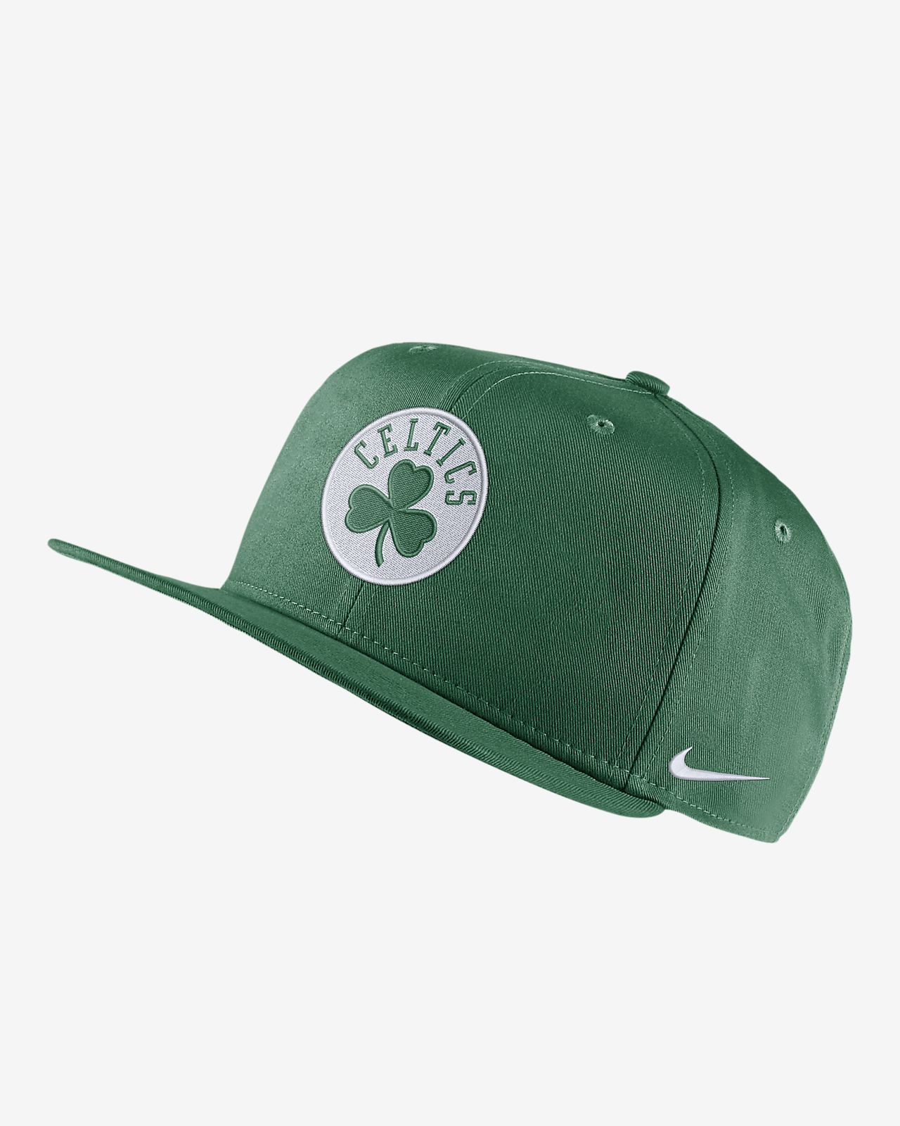 Boston Celtics Nike Pro NBA Cap