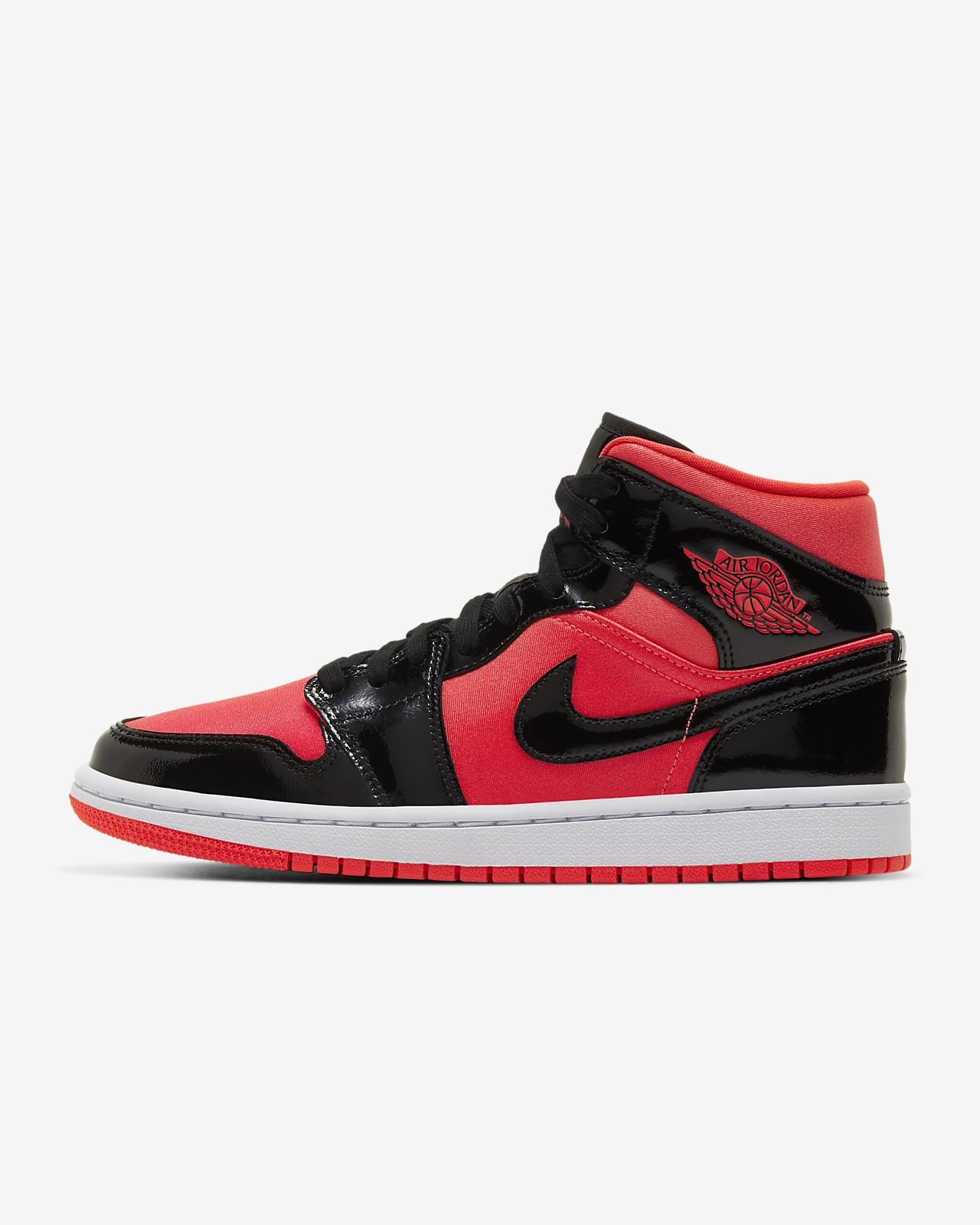 Herren Jordan Mid Top Schuhe. LU