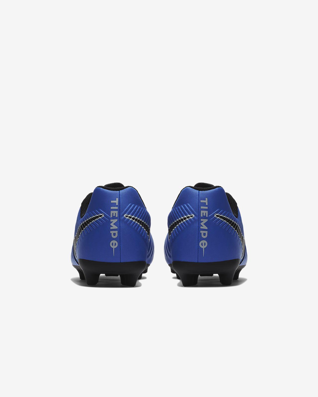 549b461bd ... Nike Jr. Tiempo Legend VII Club Toddler Little Kids  Firm-Ground Soccer