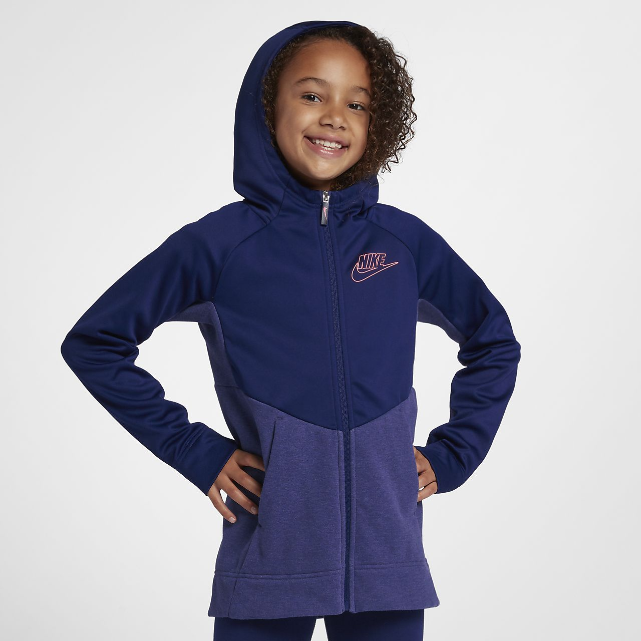Nike Sportswear My Nike Big Kids' (Girls') Hoodie