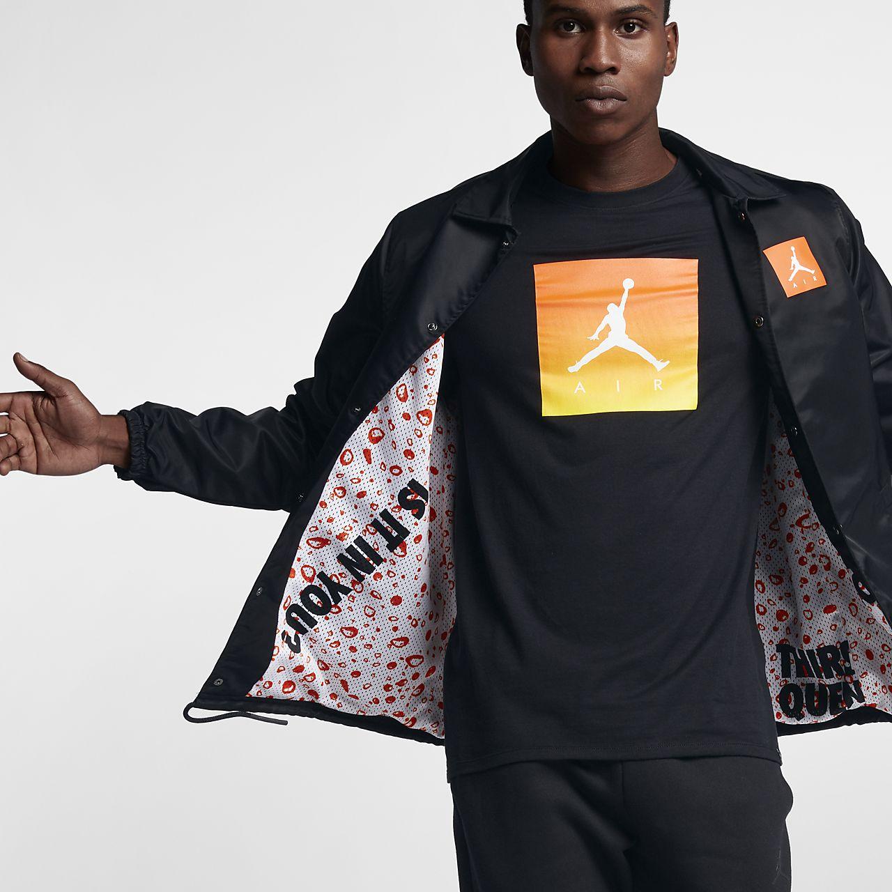 Jordan Sportswear Like Mike Coaches 男子夹克