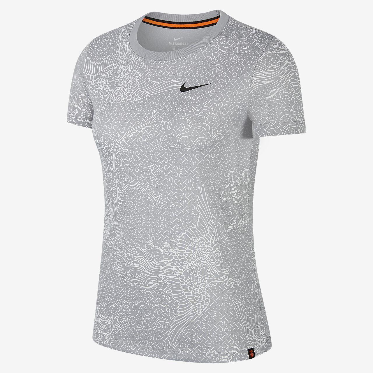 中国队女子T恤