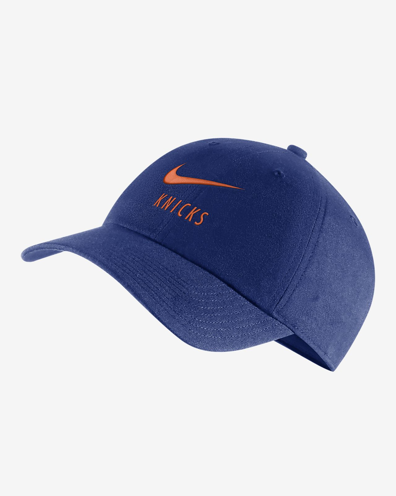 New York Knicks Nike Heritage 86 NBA Cap