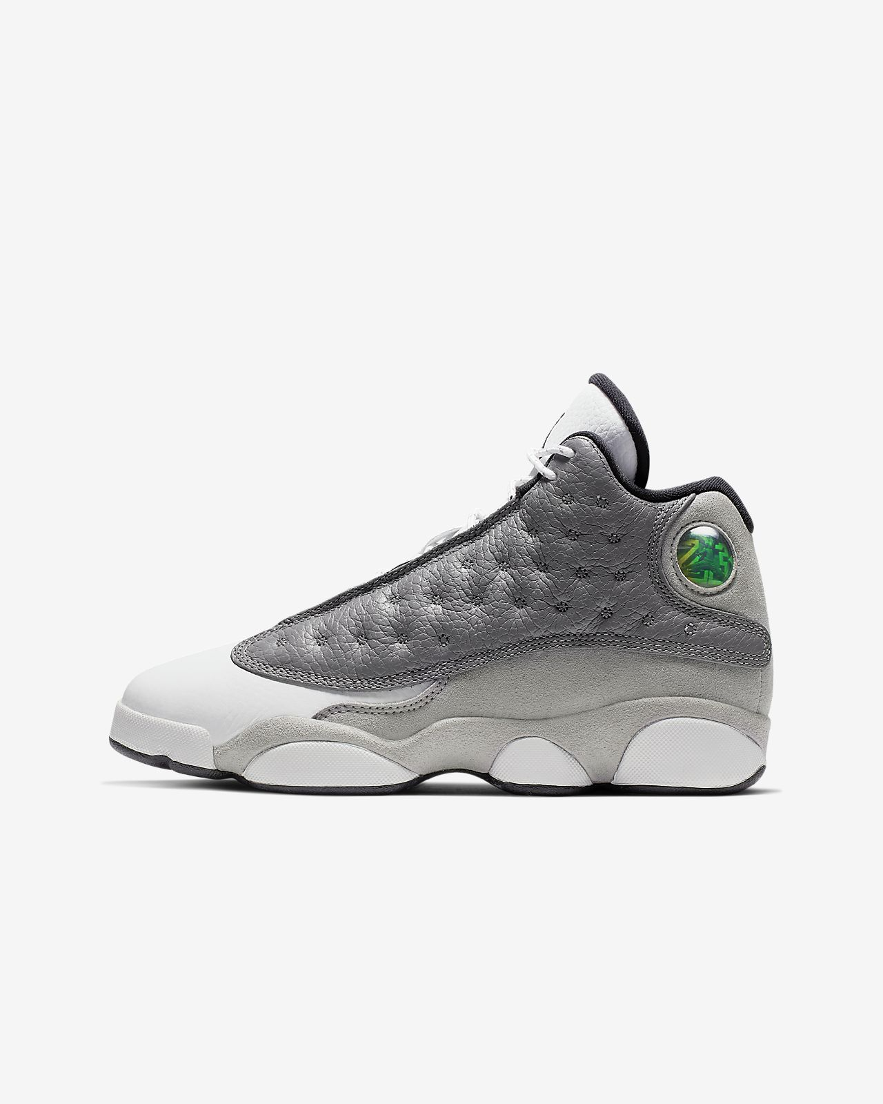 new style a4e89 ab1e1 ... Air Jordan 13 Retro Big Kids  Shoe