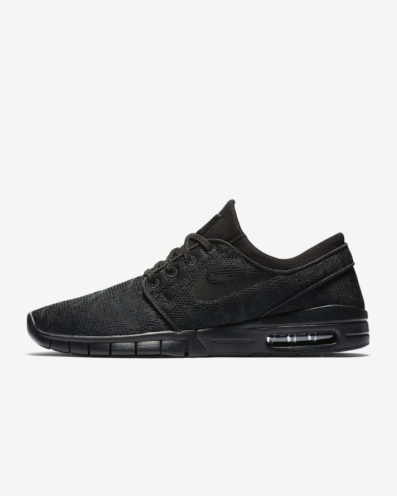 Janoski Sneakers fra NIke SB BlackWhite » Køb dem Online Her