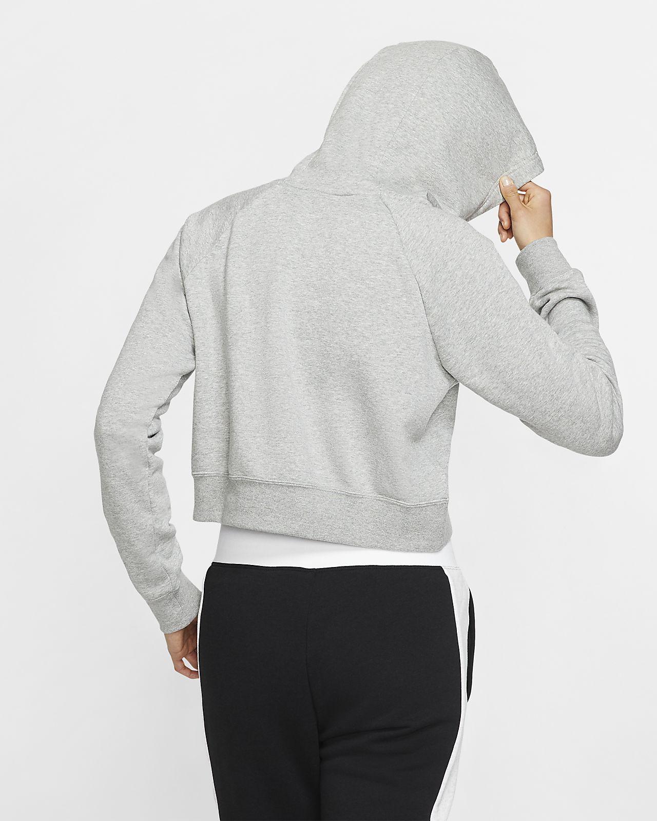 Nike Sportswear Essential Women's Cropped Hoodie