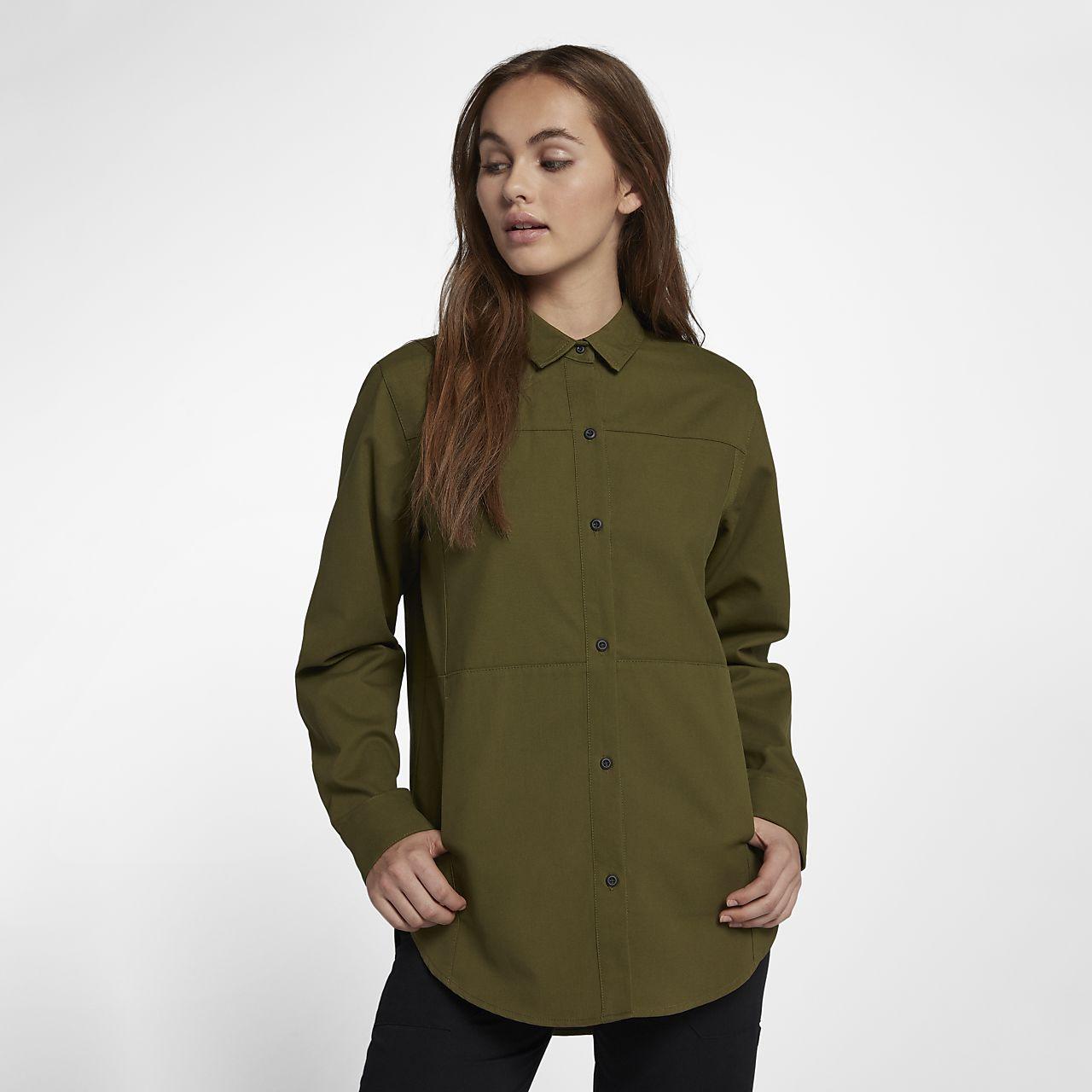 Hurley Wilson Shacket Women's Jacket
