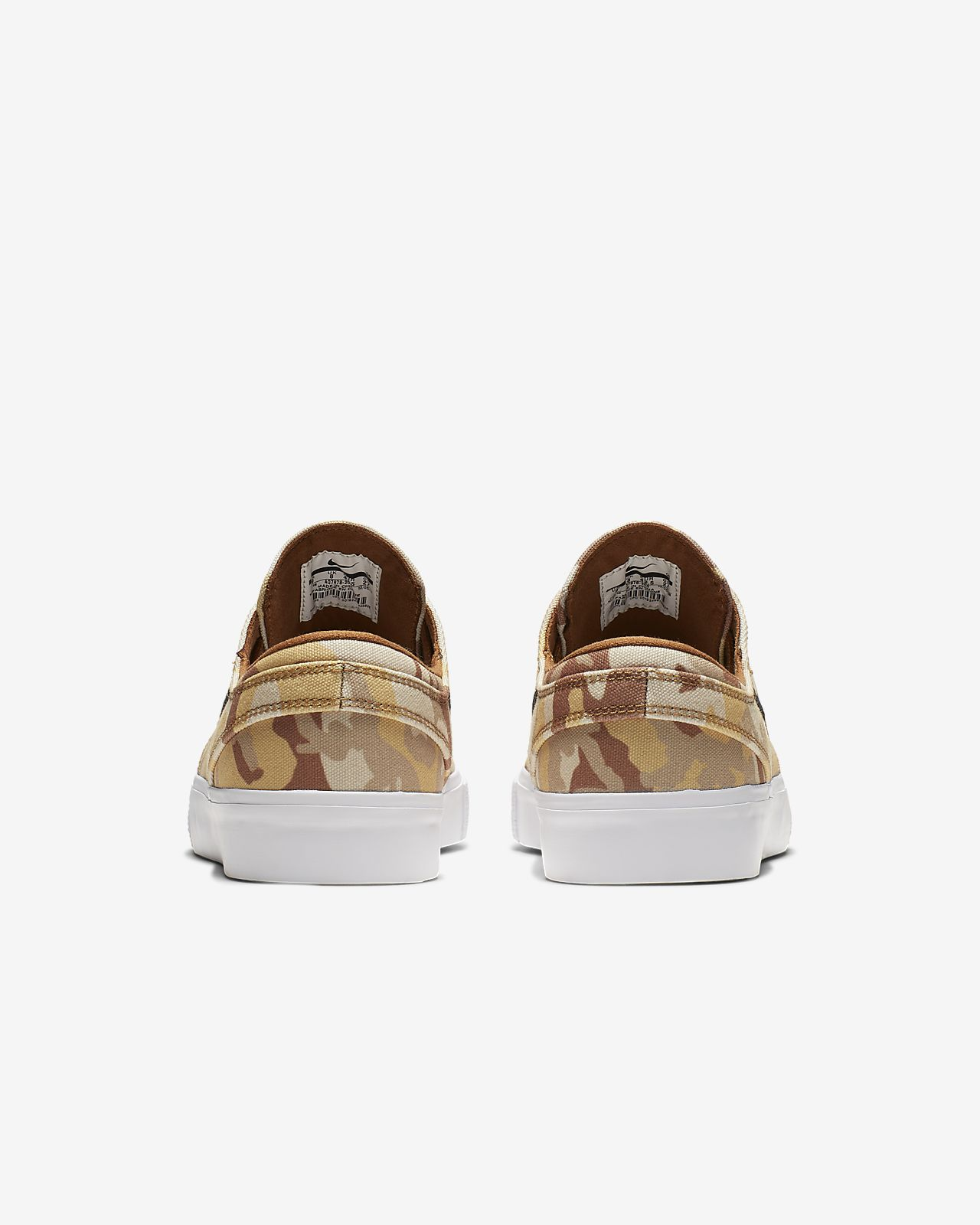 dfa5490213 Nike SB Zoom Stefan Janoski Canvas RM Premium gördeszkás cipő. Nike ...