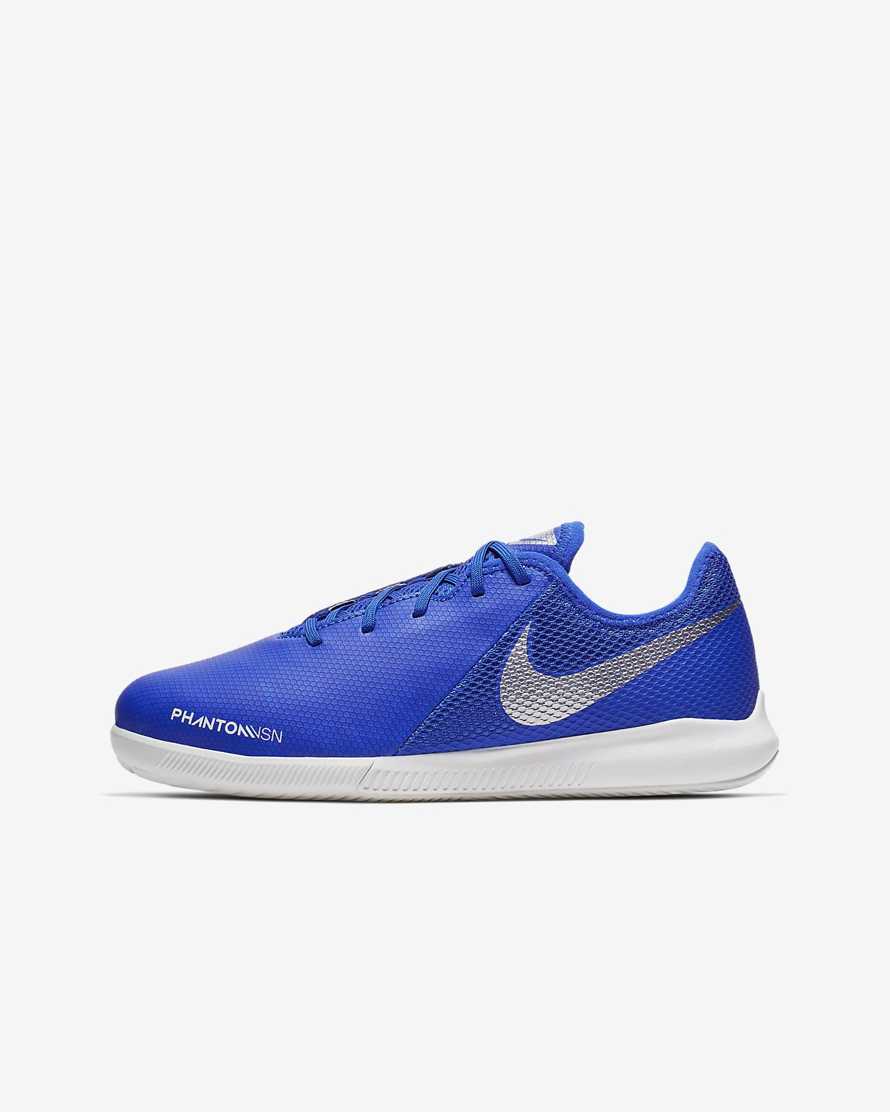 the latest cea43 e1d56 Younger Older Kids  Indoor Court Football Shoe. Nike Jr. Phantom Vision Academy  IC