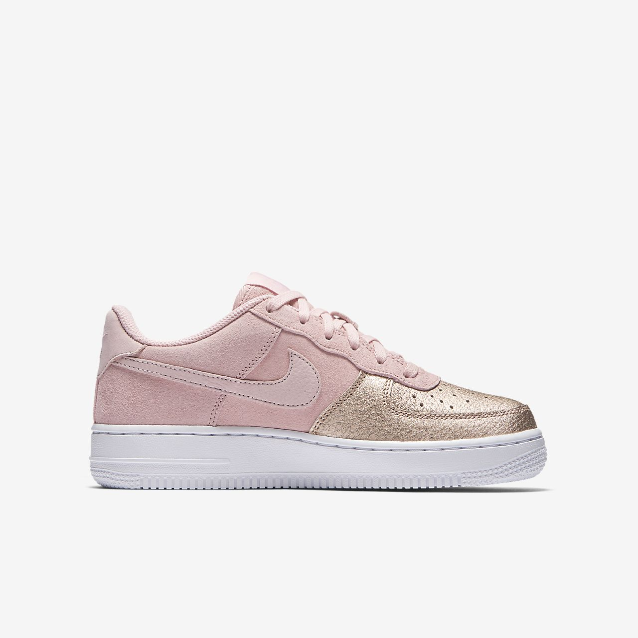 nike air force 1 bambino rosse