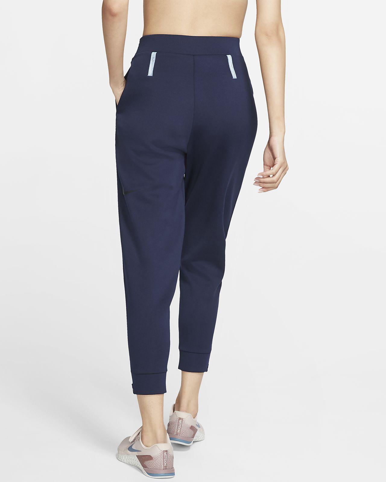 Женские флисовые брюки для тренинга Nike City Ready