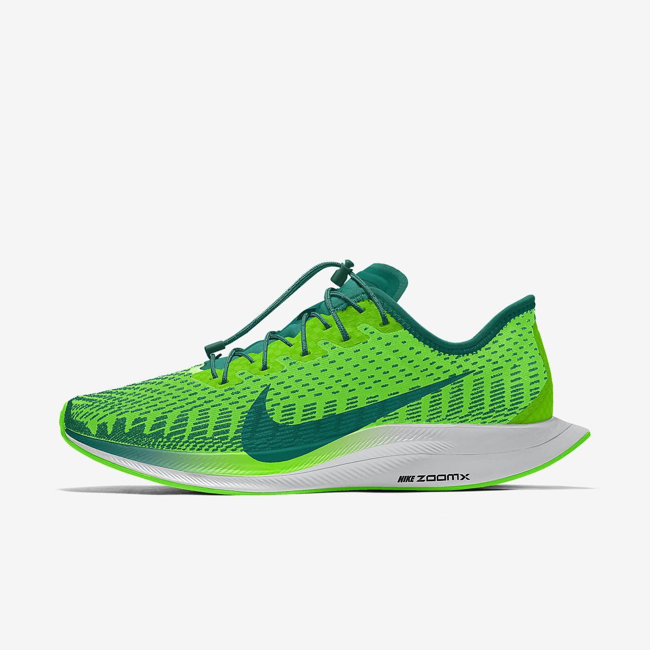Nike Zoom Pegasus Turbo 2 Premium By You Custom Men's Running Shoe