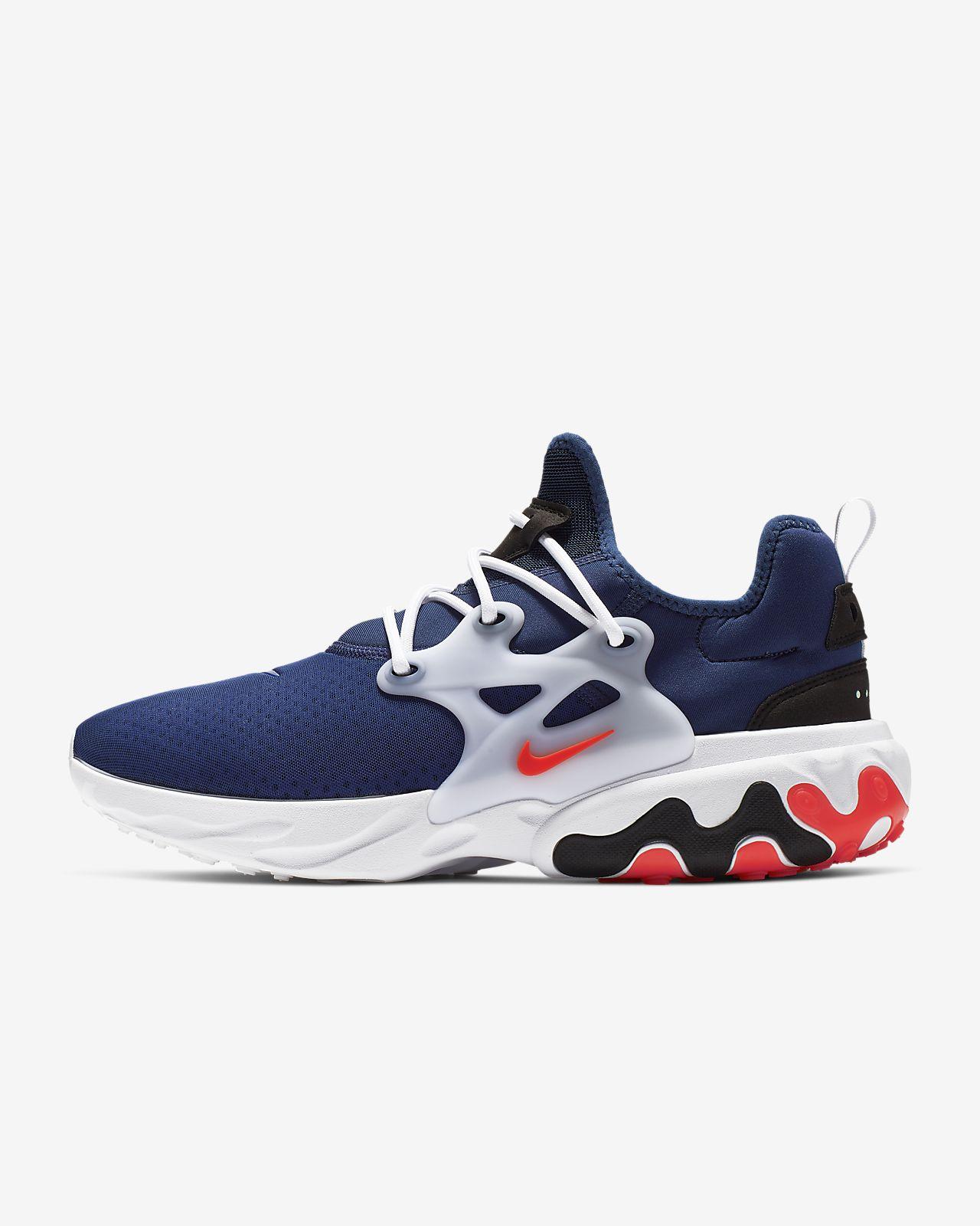 รองเท้าผู้ชาย Nike React Presto Rabid Panda
