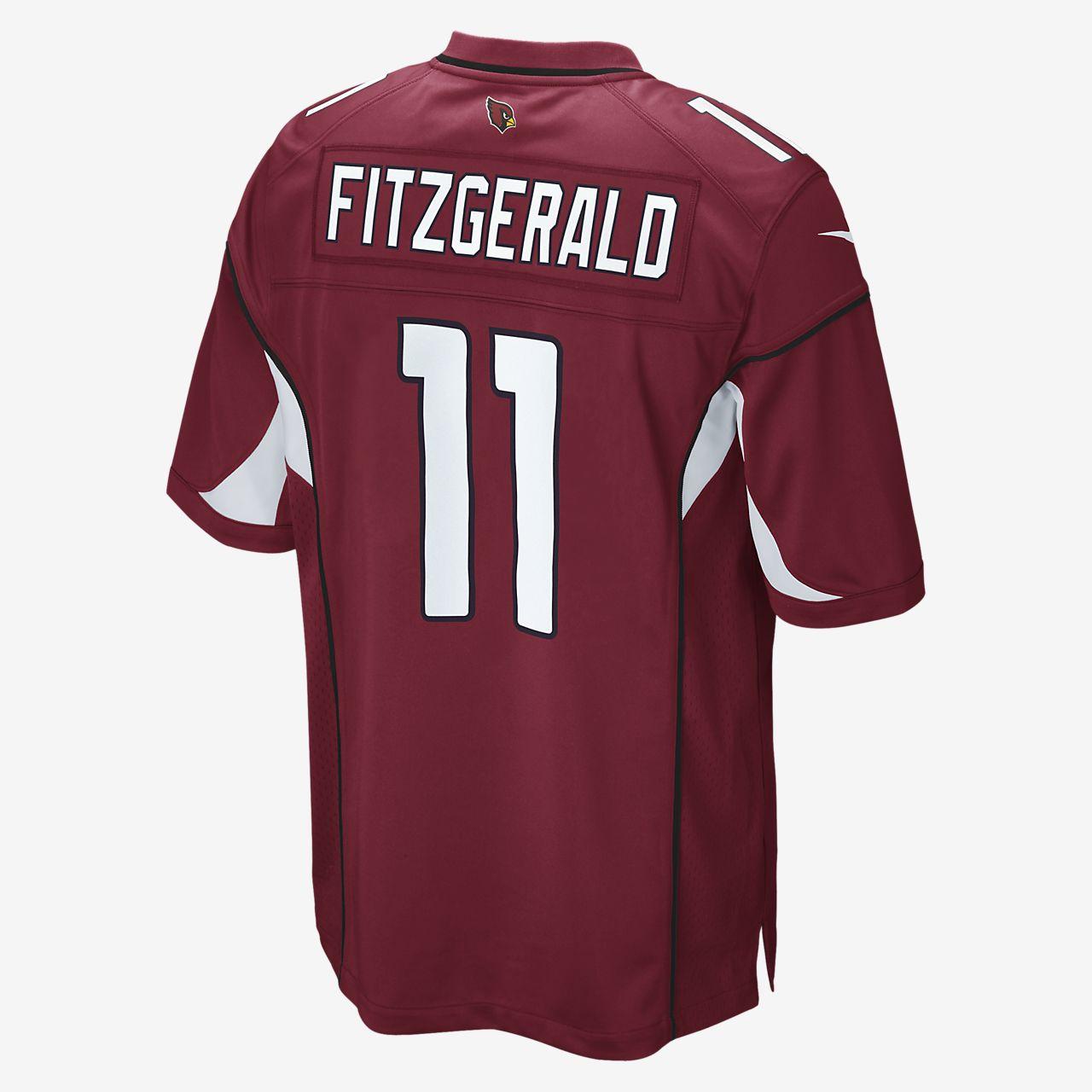 9ddb18918d18 NFL Arizona Cardinals (Larry Fitzgerald) Men s American Football ...