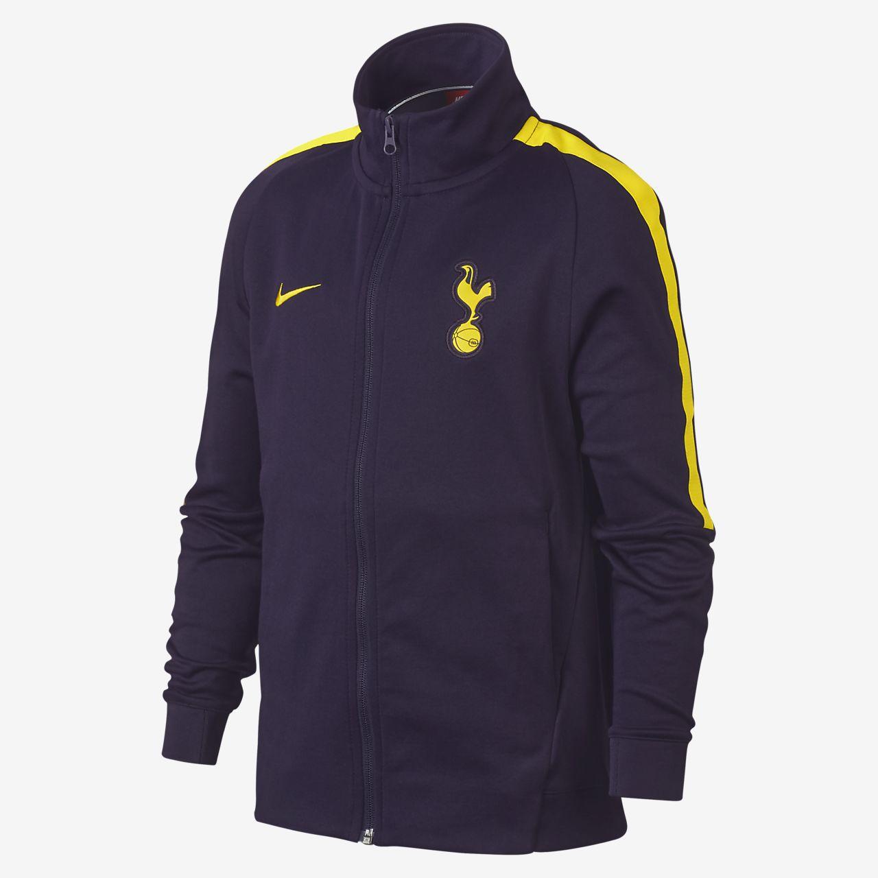 tenue de foot Tottenham Hotspur Vestes