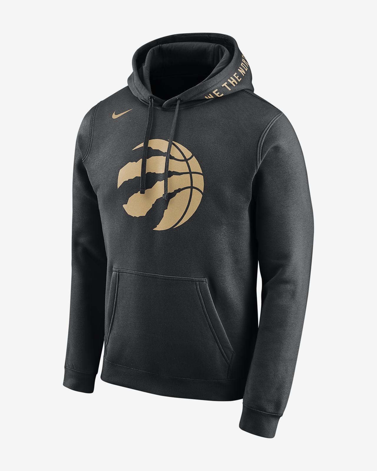 Toronto Raptors City Edition Nike Men NBA Hoodie