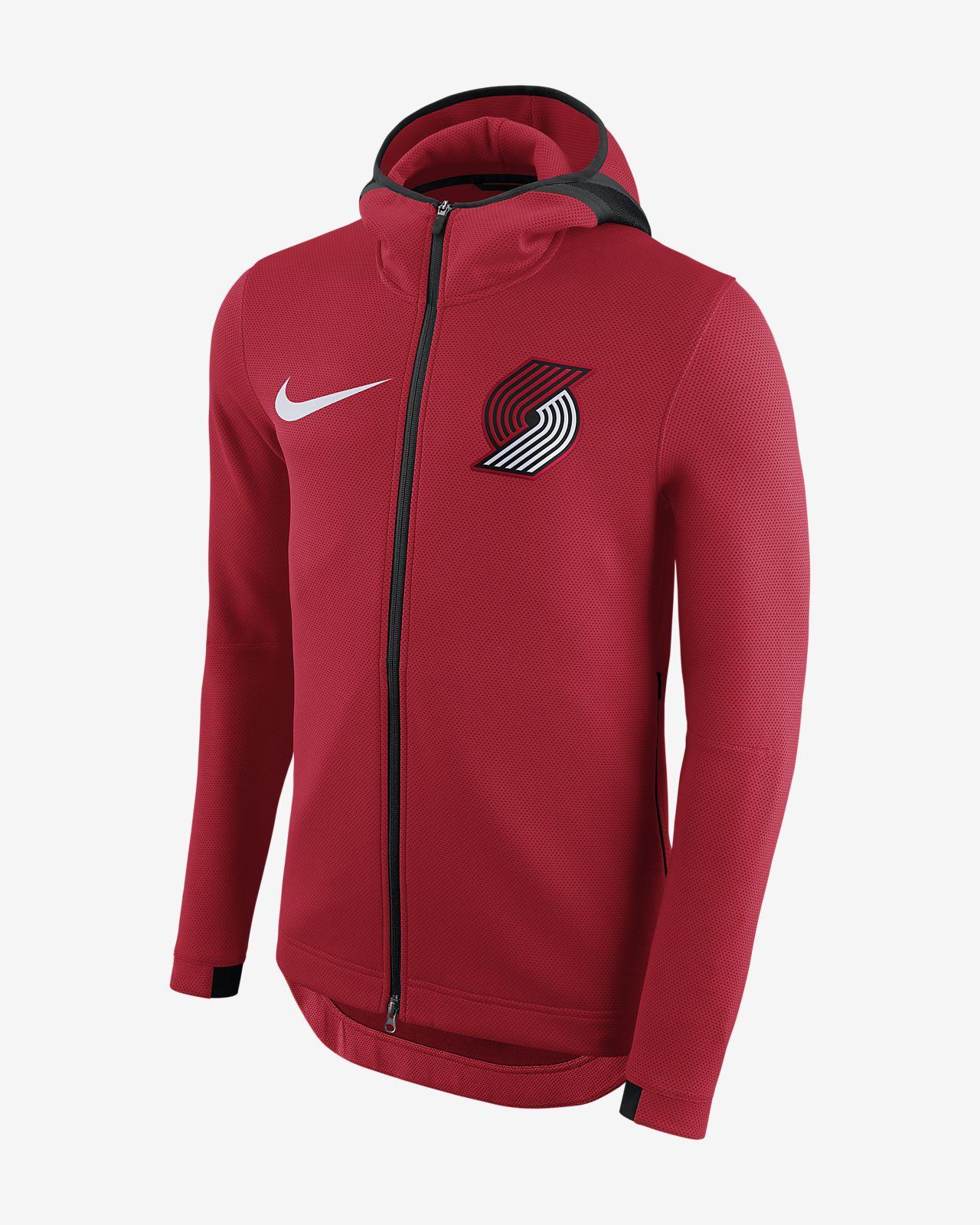 Portland Trail Blazers Nba: Portland Trail Blazers Nike Therma Flex Showtime Men's NBA