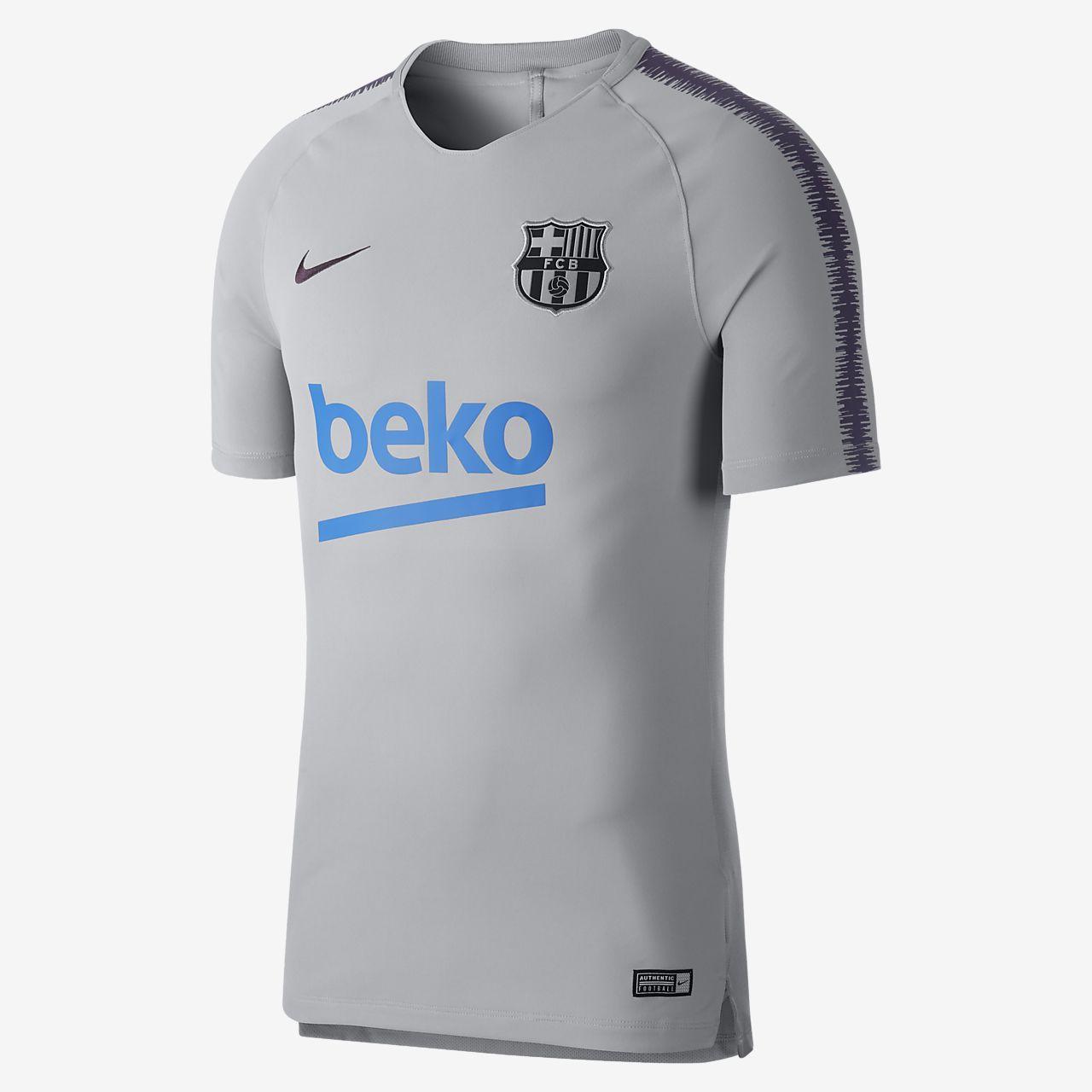 FC Barcelona Breathe Squad Camiseta de fútbol - Hombre. Nike.com ES d49db6629f1