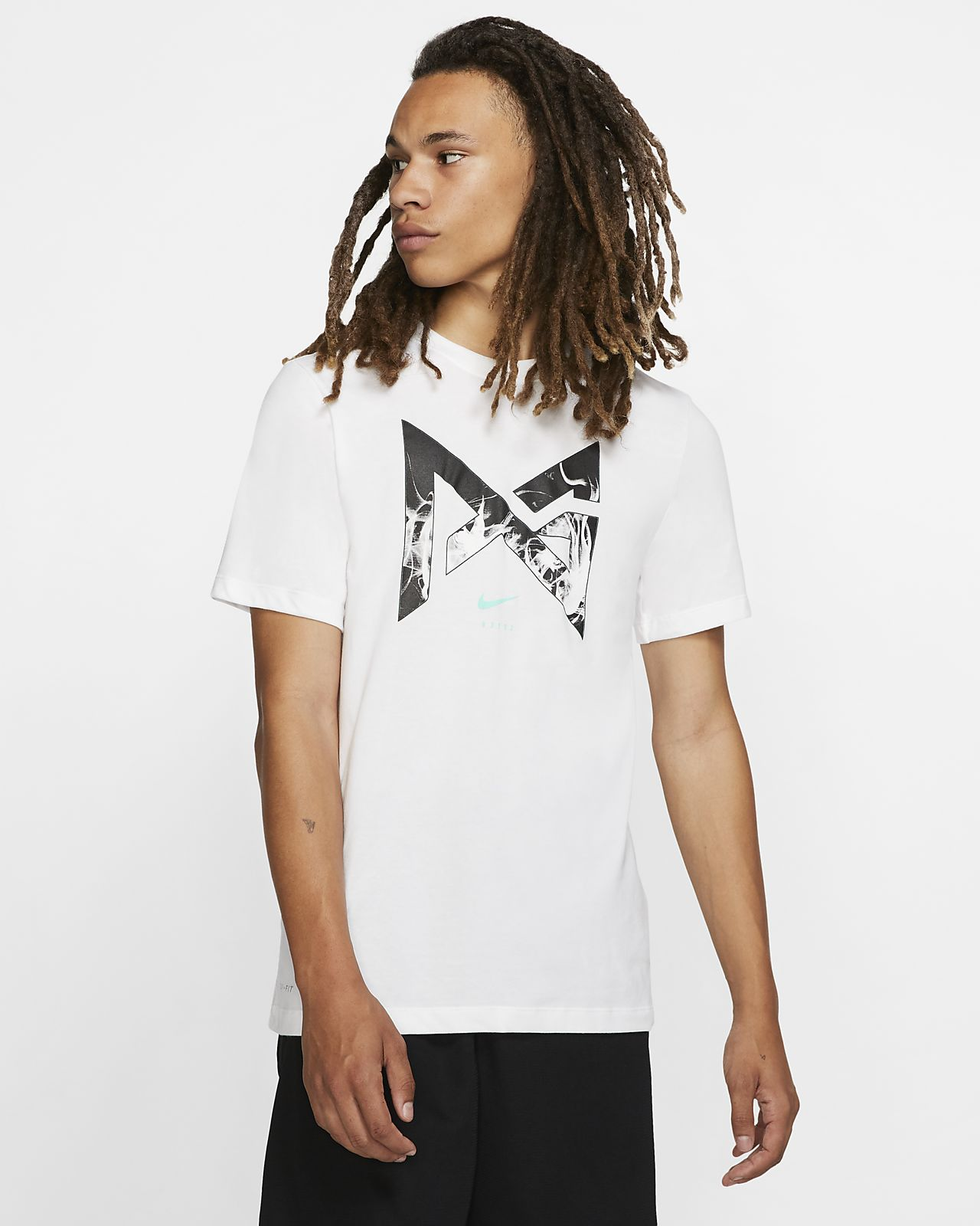 PG Nike Dri-FIT–basketball-T-shirt til mænd
