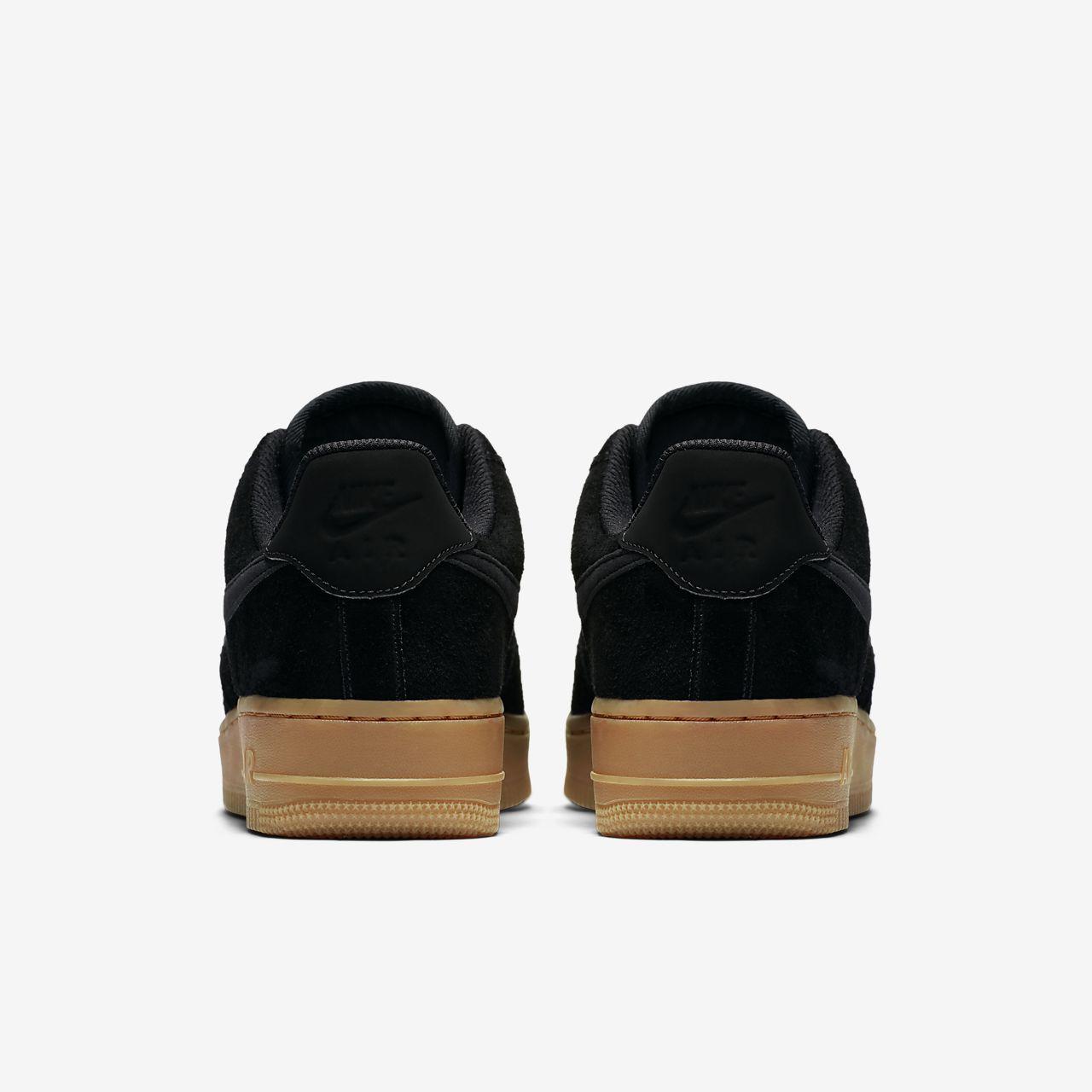 premium selection 69de8 9e564 ... Nike Air Force 1 07 SE Suede Womens Shoe
