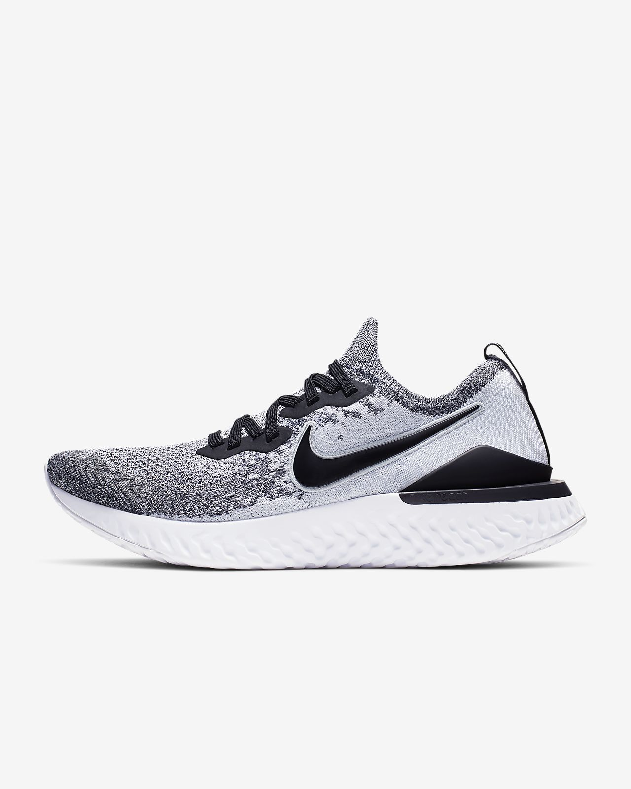 reputable site 1b263 ffdc7 ... Nike Epic React Flyknit 2 Men s Running Shoe
