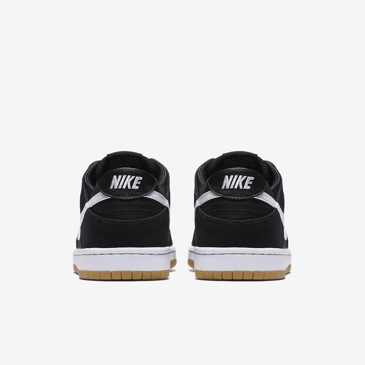 Nike dunk low lr black and white dresses