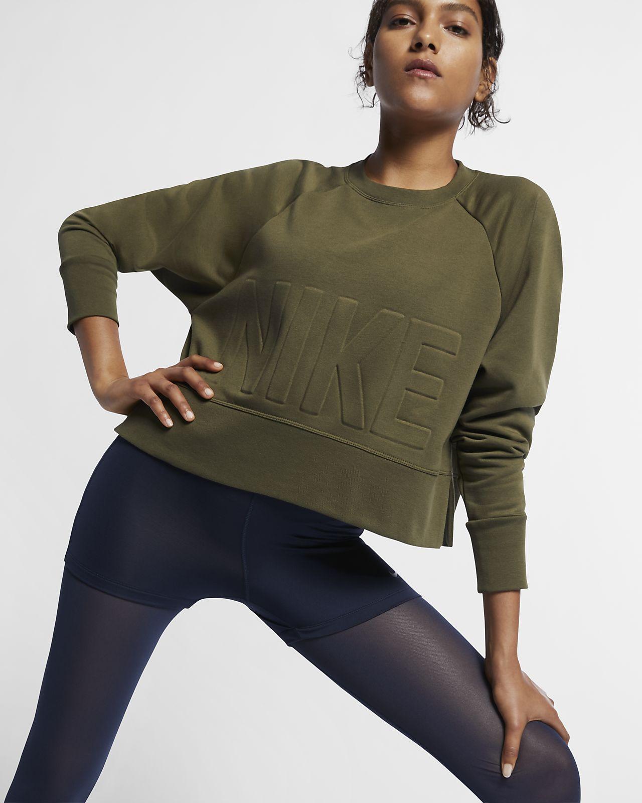 Nike Versa Women's Long Sleeve Training Top