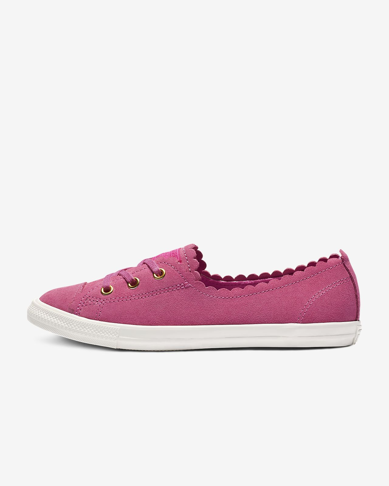 Chuck Taylor All Star Ballet Lace Low Top Womens Shoe