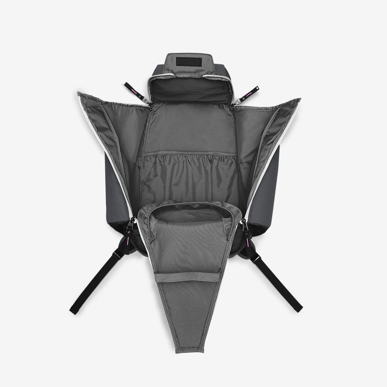 nike elite backpack black