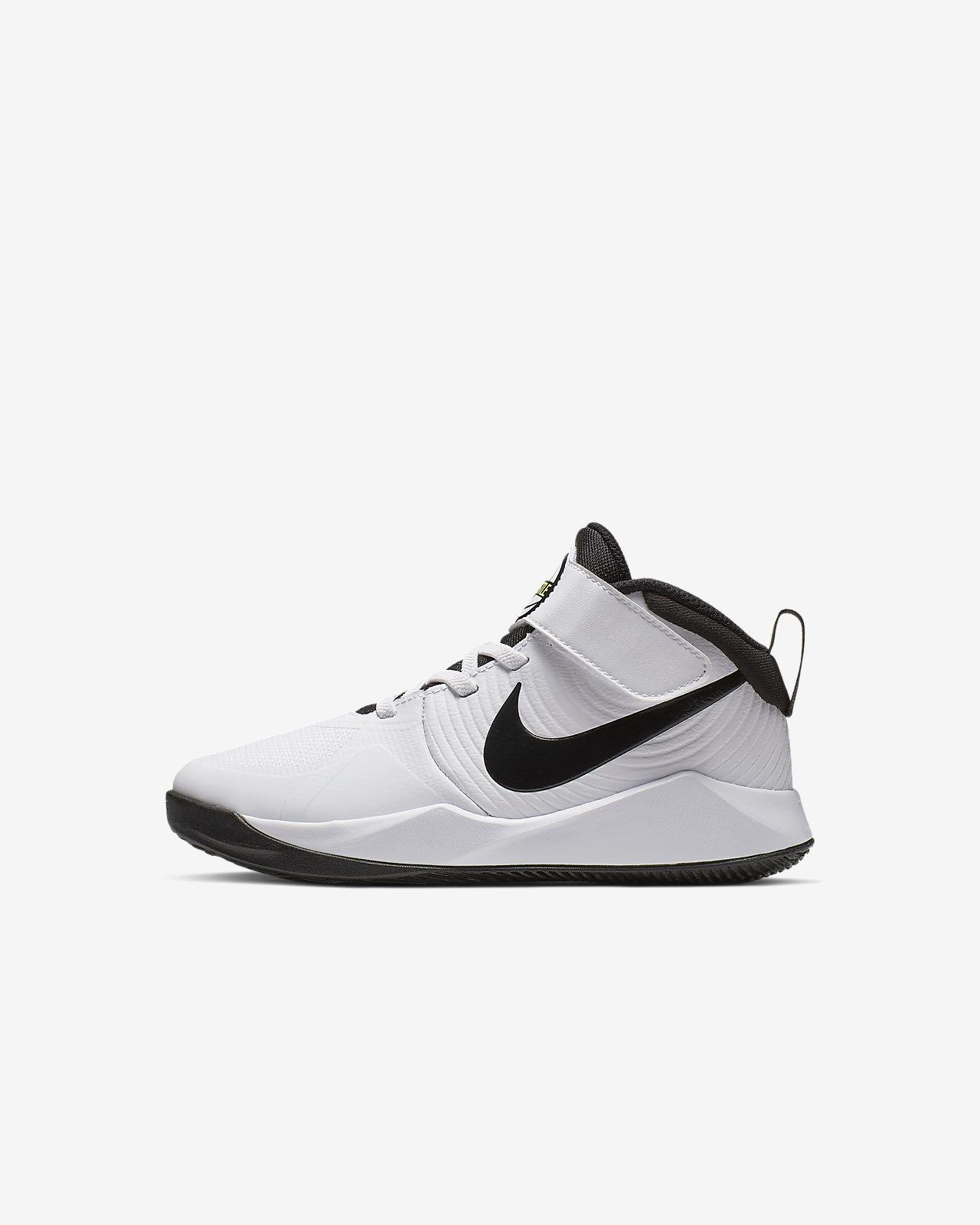 Scarpa Nike Team Hustle D 9 Bambini