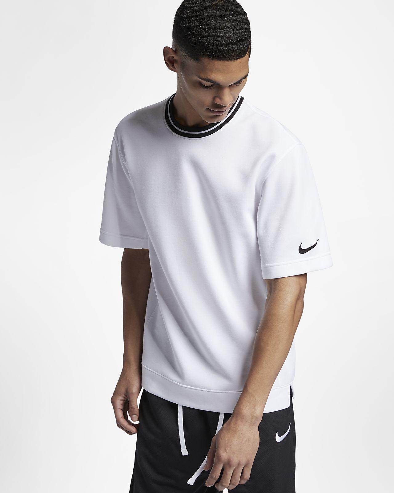 Męska koszulka z krótkim rękawem do koszykówki Nike Dri-FIT