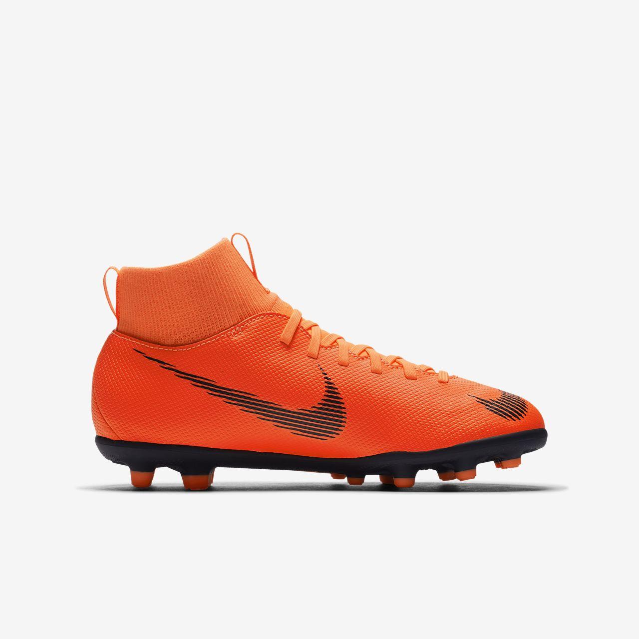 (enfant) Nike Chaussure de football Mercurial Superfly VI Club CR7 MG Junior oatPkHjp