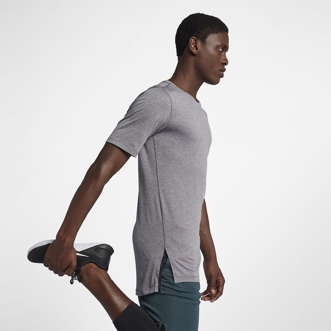 5952ff6097 Nike Dri-FIT Men s Utility Short-Sleeve Training Top. Nike.com