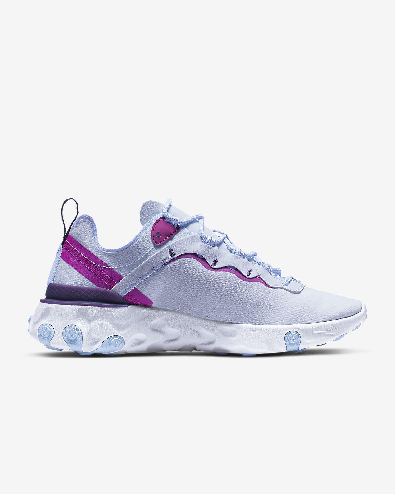 Pour React Nike FemmeFr Chaussure Element 55 nvN80wm