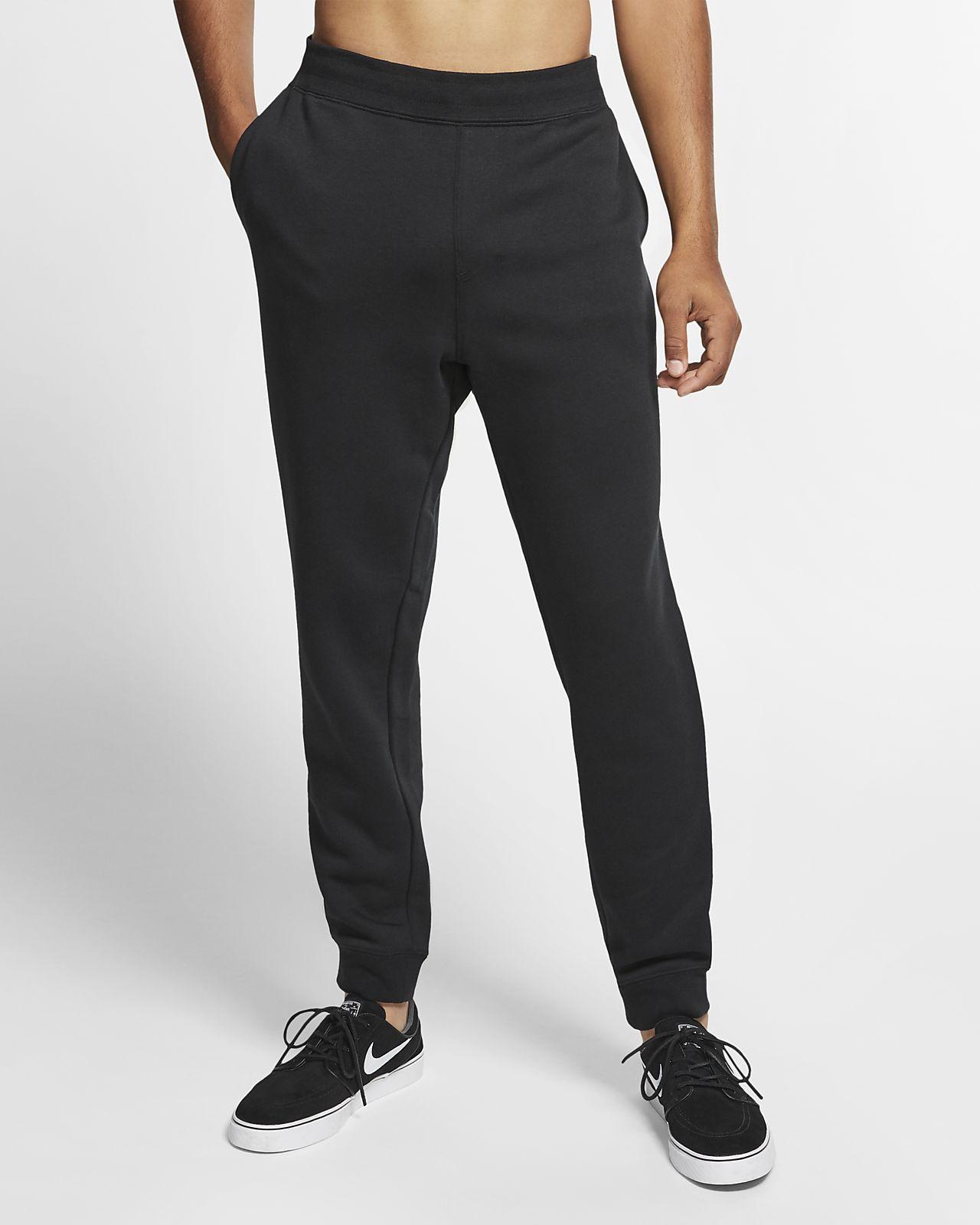 Pantalon de jogging en tissu Fleece Hurley Surf Check pour Homme